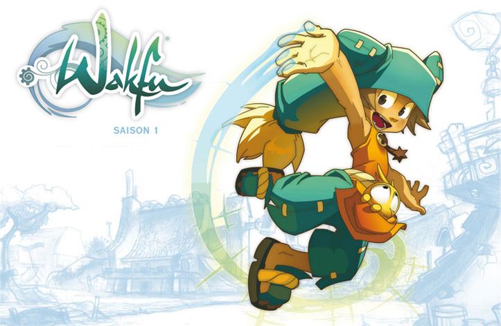 Dofus Animated Series The