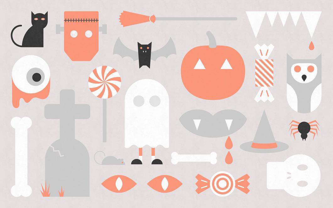 Design Love Fest Wallpaper Iphone : Halloween Wallpaper - Happy Studio