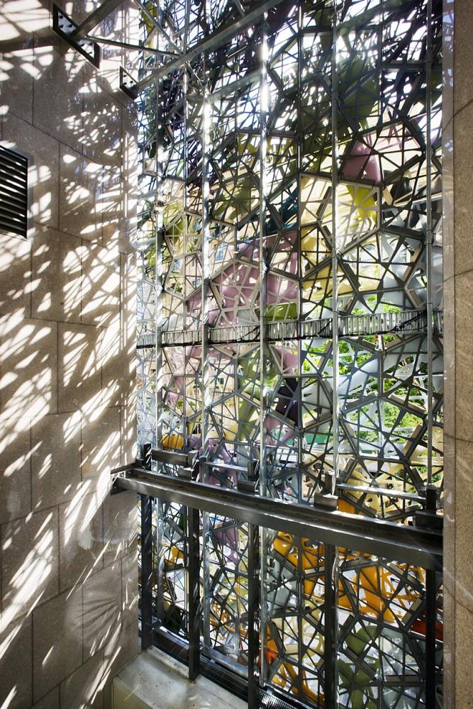 Winter Garden Facade Australia Shuli Sun Maxwell