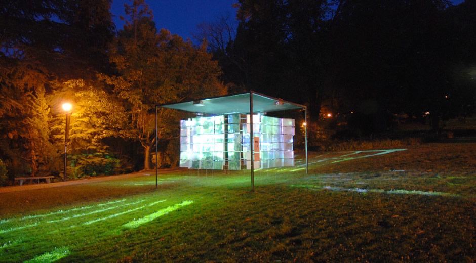 Observatory montalvo ateliers michael herrman for Restaurant miroir montmartre